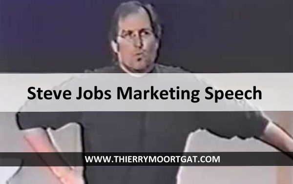 steve jobs marketing strategy