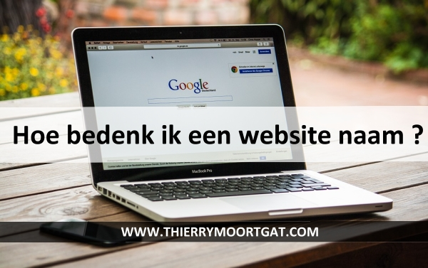 Website namen verzinnen